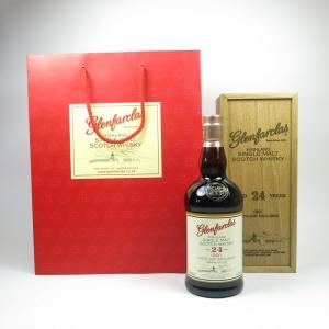 Glenfarclas 1991 Distillery Exclusive 24 Year Old