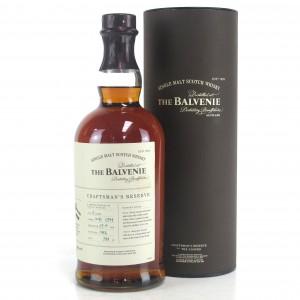 Balvenie 1996 Craftman's Reserve 15 Year Old / No.1 The Cooper