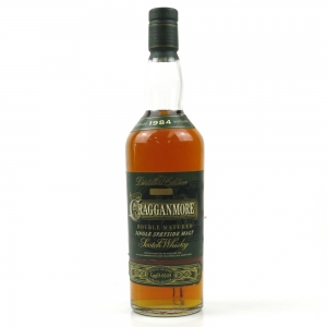 Cragganmore 1984 Distillers Edition / First Release