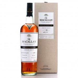 Macallan 1950 Exceptional Cask #1683-13 / 2018 Release