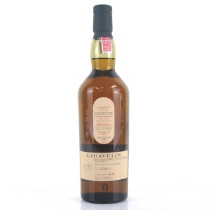 Lagavulin 1991 Cask Strength 24 Year Old / Feis Ile 2015
