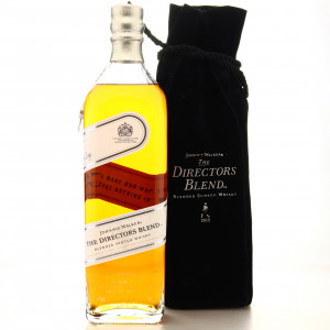 Johnnie Walker The Directors Blend 2012