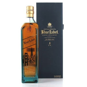 Johnnie Walker Blue Label San Francisco Limited Edition