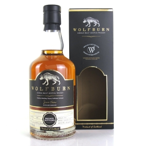 Wolfburn 2014 Private Bottling / Whiskysite.nl