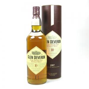Glen Deveron 1997 10 Year Old 1 Litre