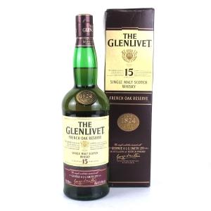 Glenlivet 15 Year Old French Oak Reserve
