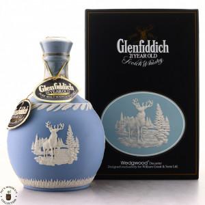 Glenfiddich 21 Year Old Wedgwood Centenary Decanter