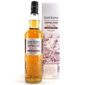 Glen Scotia 2008 Ruby Port Finish / Campbeltown Malts Festival 2018