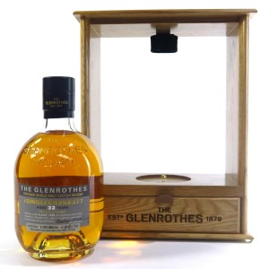 Glenrothes 1985 Single Cask 32 Year Old #8377