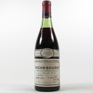 Domaine de la Romanée-Conti - AOC Richebourg 1975