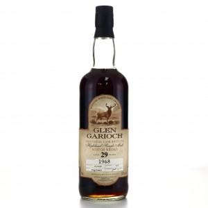 Glen Garioch 1968 Single Cask 29 Year Old #615 75cl / US Import