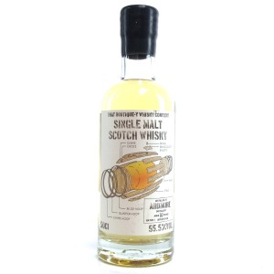 Ardmore That Boutique-y Whisky Company 10 Year Old Batch #1
