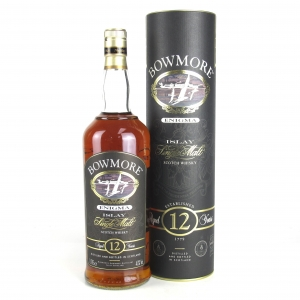 Bowmore 12 Year Old Enigma 1 Litre