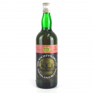 The Society's Special Highland Blend 1970s
