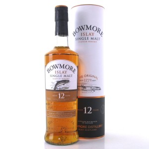 Bowmore 12 Year Old Fly Fishing