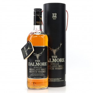 Dalmore 12 Year Old 1980s