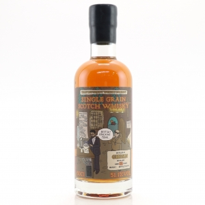 Girvan 52 Year Old That Boutique-y Whisky Company Batch #2
