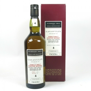 Lagavulin 1993 Managers' Choice