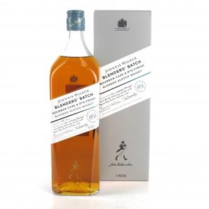 Johnnie Walker Blenders' Batch Bourbon Cask & Rye Finish 1 Litre / Batch #2