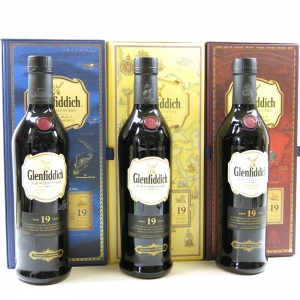 Glenfiddich Age of Discovery Collection 3 x 70cl