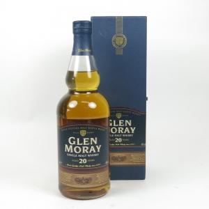 Glen Moray 20 Year Old