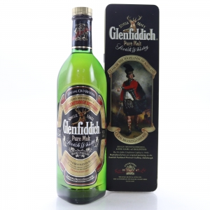 Glenfiddich Clans of the Highlands 1980/90s / Clan Montgomerie
