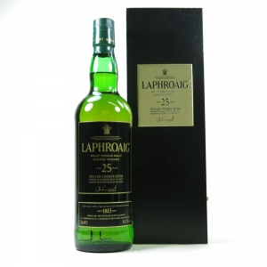 Laphroaig 25 Year Old 2014 Release
