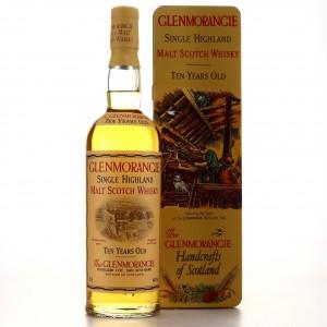 Glenmorangie 10 Year Old / Handcrafts of Scotland Tin