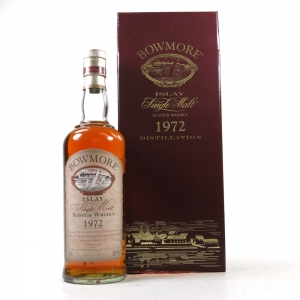Bowmore 1972 17 Year Old front