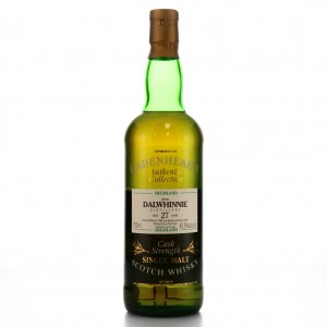 Dalwhinnie 1966 Cadenhead's 27 Year Old 75cl / US Import