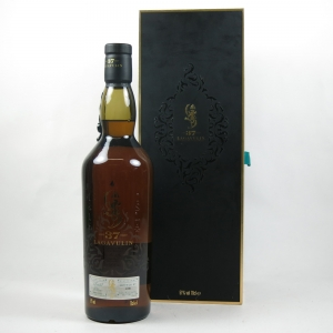 Lagavulin 1976 37 Year Old Front