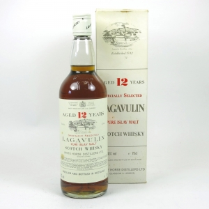 Lagavulin 12 Year Old 1980s