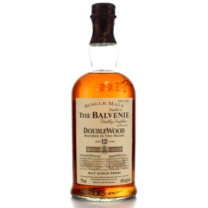 Balvenie 12 Year Old Double Wood 75cl / US Import