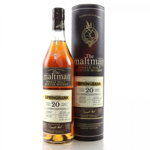 Springbank 1997 Maltman 20 Year Old