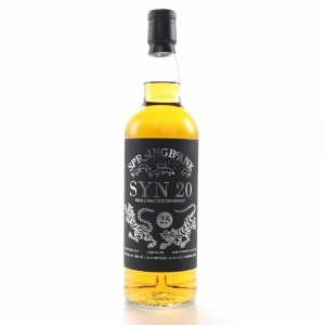 Springbank 1992 Private Bottling 25 Year Old / Syn 20
