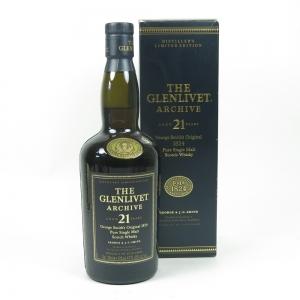 Glenlivet Archive 21 Year old