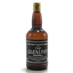 Glenlivet 1957 Cadenhead's 21 Year Old
