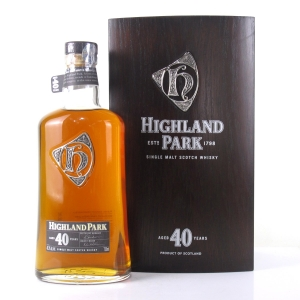 Highland Park 40 Year Old 75cl / US Import