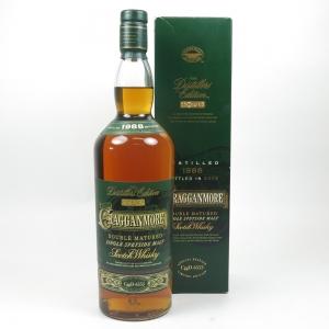 Cragganmore 1988 Distillers Edition 1 Litre