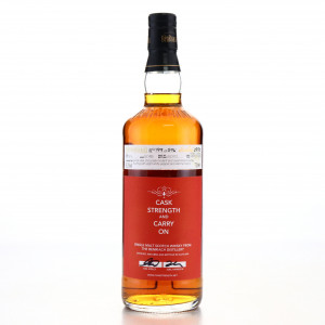 Benriach 1996 Single PX Cask 16 Year Old #5614 / Cask Strength and Carry On