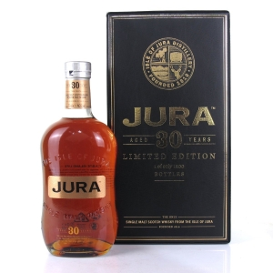 Jura 30 Year Old Limited Edition World of Whiskies
