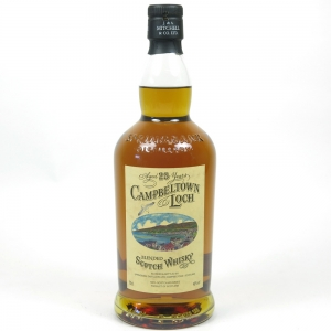 Campbeltown Loch 25 Year Old Front