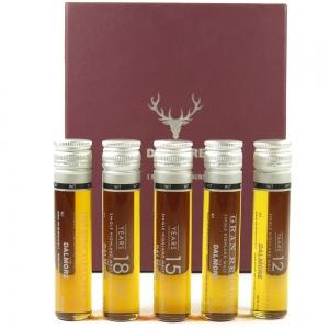 Dalmore 'I Shine Not Burn' Vial Gift Pack