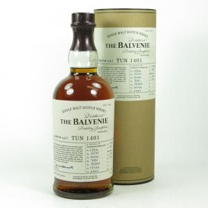 Balvenie Tun 1401 Batch #7 / Travel Retail Exclusive