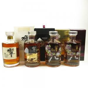 Hibiki Selection 4 x 70cl