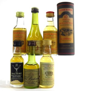 Highland & Speyside Miniature Selection x 6