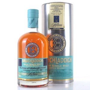 Bruichladdich 15 Year Old Duke of Edinburgh's Award