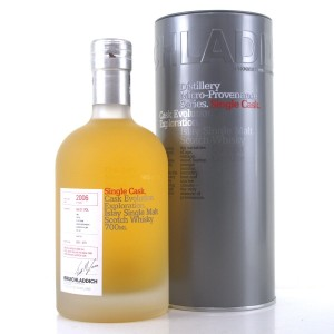 Bruichladdich 2006 Micro Provenance Single Cask 9 Year Old #60 / Online Exclusive