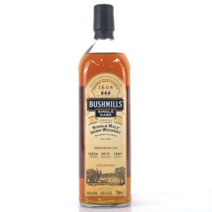 Bushmills 1991 Single Cask #10634 75cl / US Import