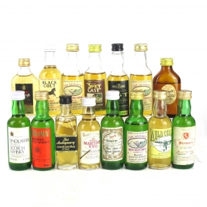 Miscellaneous Blended Miniature Selection x 15